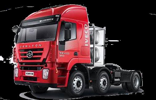 Imagem representativa da notícia: 1207 caminhões de GNL vendidos em um dia. Genlyon C6 com motores de cursor IVECO