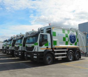 Imagem representativa da notícia: Novos caminhões de lixo Stralis Gás Natural para Madri
